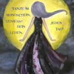 Dance in the moonlight