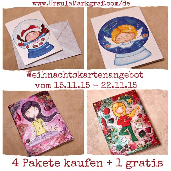 Weihnachtskarten-Ursula-Markgraf