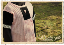 Black + pink + lace = ?