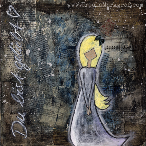 geliebt-ursula-markgraf-mixed-media
