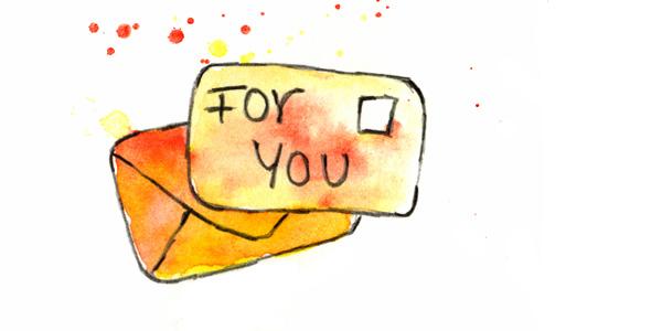 Postcard swap Ursula Markgraf
