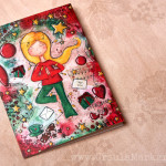 Christmas card writing as calming ritual - with 5 tips and my Christmas card collection