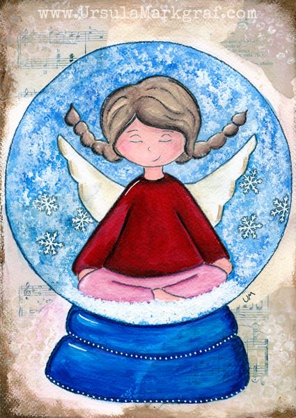 calm-snowglobe-angel-ursula-markgraf