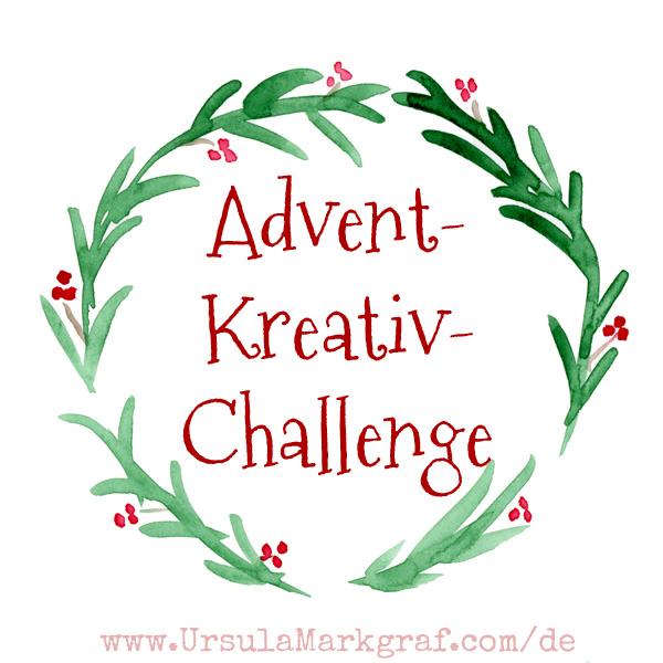 Advent-Kreativ-Challenge - Zeit für dich <3