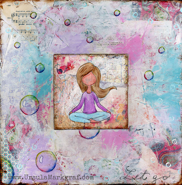 Let go - about setting goals and finding joy